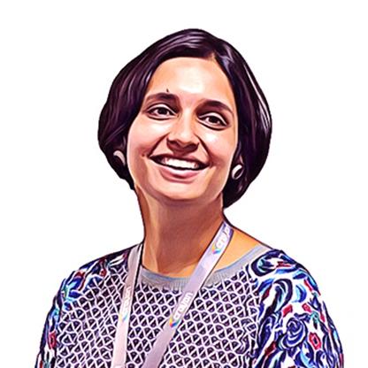Aarti Ramakrishnan